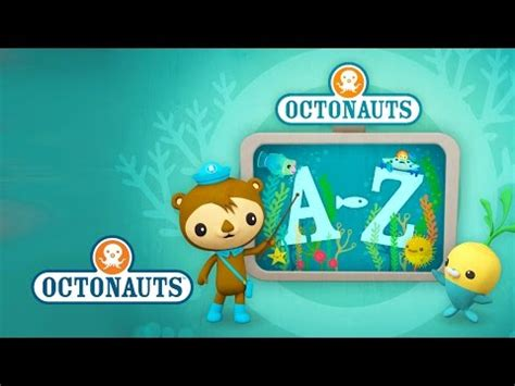Octonauts Creatures A to Z song lyrics